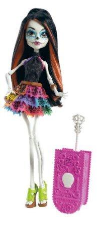 モンスターハイ 人形 ドール Monster High Travel Scaris Skelita Calaveras Dollモンスターハイ 人形 ドール