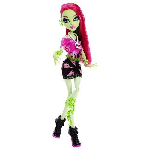 モンスターハイ 人形 ドール Y7694 【送料無料】Monster High Music Festival Doll Venus McFlytrapモンスターハイ 人形 ドール Y7694