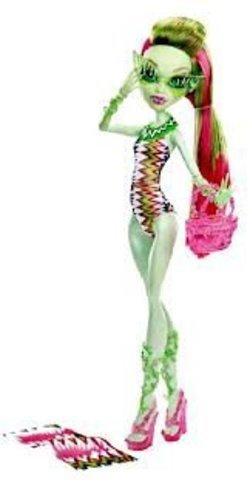 モンスターハイ 人形 ドール Toy / Play Monster High Venus McFlytrap Swim Doll. Figure, Decoration, Statue, Ghouls, Collectible, Accessories Game / Kid / Childモンスターハイ 人形 ドール