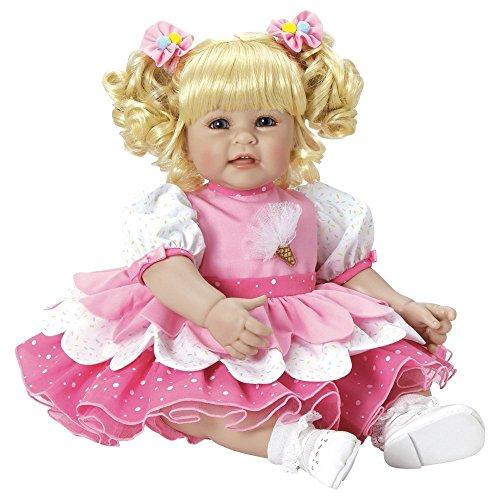 アドラベビードール 赤ちゃん リアル 本物そっくり おままごと 218703 Adora Toddler