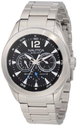 ノーティカ 腕時計 メンズ N17600G 【送料無料】Nautica Men's N17600G Classic Coin/NCS 650 Watchノーティカ 腕時計 メンズ N17600G