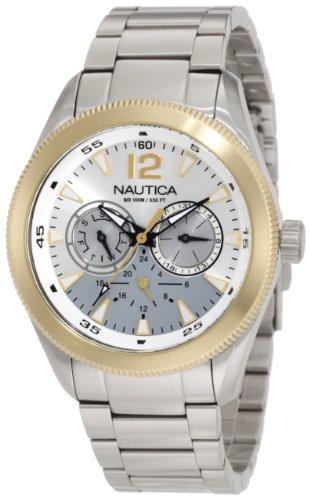 ノーティカ 腕時計 メンズ N18624G 【送料無料】Nautica Men's N18624G Classic Coin/NCS 650 Watchノーティカ 腕時計 メンズ N18624G