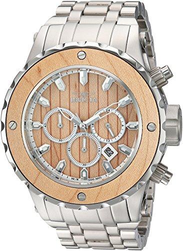 インヴィクタ インビクタ サブアクア 腕時計 メンズ 25072 Invicta Men's Subaqua Quartz Watch with Stainless-Steel Strap, Silver, 26 (Model: 25072インヴィクタ インビクタ サブアクア 腕時計 メンズ 25072