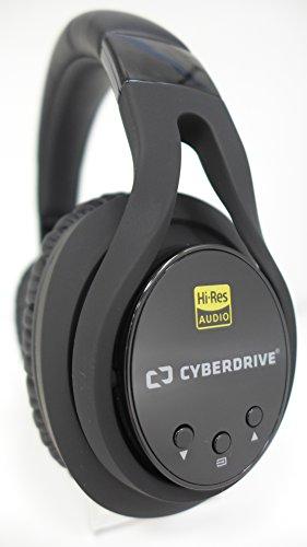 海外輸入ヘッドホン ヘッドフォン イヤホン 海外 輸入 HP112A Cyberdrive HP112A Electrostatic Wireless Bluetooth Headphone (with MP3 Player)海外輸入ヘッドホン ヘッドフォン イヤホン 海外 輸入 HP112A