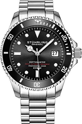 ストゥーリングオリジナル 腕時計 メンズ Mens Swiss Automatic Stainless Steel Professional