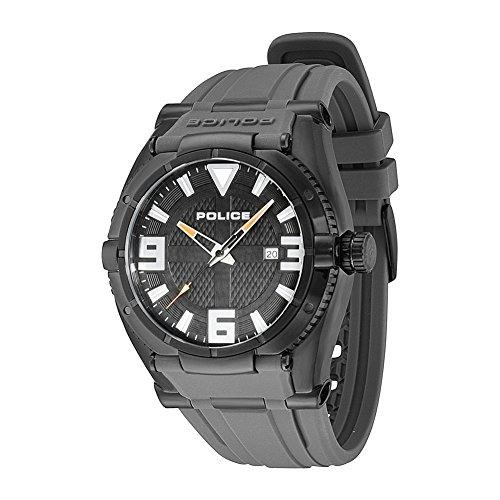 ポリス 腕時計 メンズ 13093JSB/02B 【送料無料】Police 13093JSB-02B Mens Black IP Raptor Watchポリス 腕時計 メンズ 13093JSB/02B