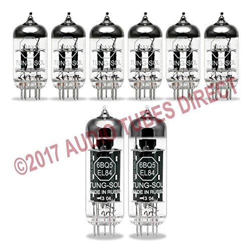 真空管 ギター・ベース アンプ 海外 輸入 EL84/12AX7 Tung-Sol Tube Upgrade Kit For Mesa Boogie Dual Caliber DC-2 Amps EL84 12AX7真空管 ギター・ベース アンプ 海外 輸入 EL84/12AX7