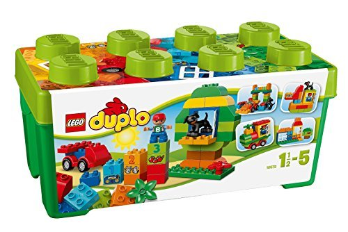 レゴ デュプロ 【送料無料】LEGO (LEGO) Duplo green container Deluxe 10572レゴ デュプロ