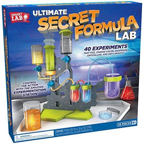知育玩具 パズル ブロック 科学 実験 【送料無料】SmartLab Toys Ultimate Secret Formula Lab by SmartLab Toys知育玩具 パズル ブロック 科学 実験