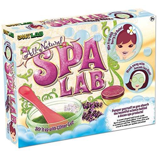 知育玩具 パズル ブロック 科学 実験 SmartLab Toys All-Natural Spa Lab by Smartlab Toys知育玩具 パズル ブロック 科学 実験