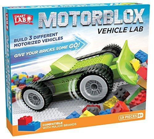 知育玩具 パズル ブロック 科学 実験 SmartLab Toys Motorblox: Vehicle Lab by SmartLab Toys知育玩具 パズル ブロック 科学 実験