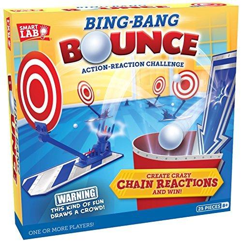 知育玩具 パズル ブロック 科学 実験 SmartLab Toys Bing Bang Bounce by SmartLab Toys知育玩具 パズル ブロック 科学 実験