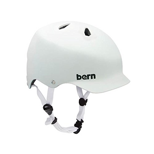 ヘルメット スケボー スケートボード 海外モデル 直輸入 VM5GW-XL Bern Skateboard Helmet WATTS EPS Gloss White Size XLヘルメット スケボー スケートボード 海外モデル 直輸入 VM5GW-XL