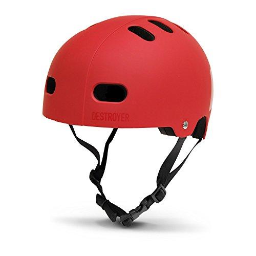 ヘルメット スケボー スケートボード 海外モデル 直輸入 80502003S/M Destroyer (Red, Small/Mediumヘルメット スケボー スケートボード 海外モデル 直輸入 80502003S/M
