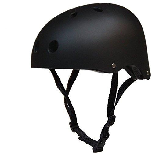 ヘルメット スケボー スケートボード 海外モデル 直輸入 【送料無料】Northbear Bicycle Skateboard Helmets Street Dance Cap Outdoor Cycling Climbing Rock Climbing Rafting Safety Helmets L/Blackヘルメット スケボー スケートボード 海外モデル 直輸入