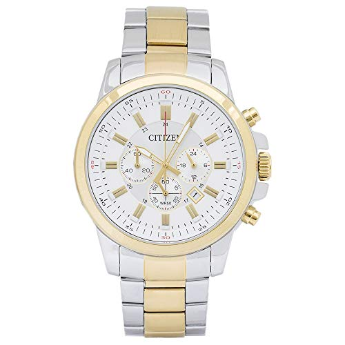 腕時計 シチズン 逆輸入 海外モデル 海外限定 AN8087-51A 【送料無料】Citizen Men's AN8087-51A Gold Stainless-Steel Quartz Watch腕時計 シチズン 逆輸入 海外モデル 海外限定 AN8087-51A