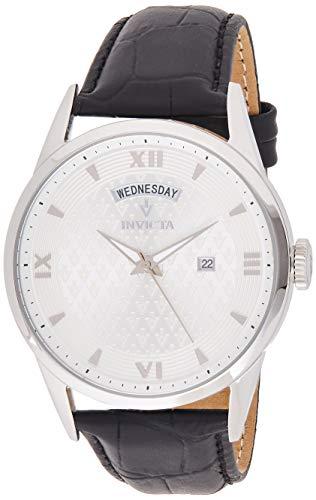 インヴィクタ インビクタ 腕時計 メンズ 12242 【送料無料】Invicta Men's 12242 Vintage Analog Display Swiss Quartz Black Watchインヴィクタ インビクタ 腕時計 メンズ 12242