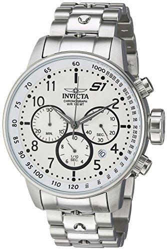 インヴィクタ インビクタ 腕時計 メンズ 23078 Invicta Men's S1 Rally Quartz Watch with Stainless-Steel Strap, Silver, 22 (Model: 23078)インヴィクタ インビクタ 腕時計 メンズ 23078