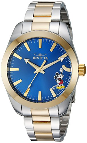 インヴィクタ インビクタ 腕時計 メンズ ディズニー 25240 Invicta Men's Disney Limited Edition Quartz Watch with Stainless-Steel Strap, Two Tone, 20 (Model: 25240)インヴィクタ インビクタ 腕時計 メンズ ディズニー 25240