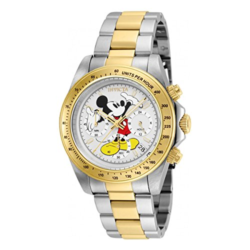 インヴィクタ インビクタ 腕時計 メンズ ディズニー 25193 Invicta Men's Disney Limited Edition Quartz Watch with Stainless-Steel Strap, Two Tone, 9 (Model: 25193)インヴィクタ インビクタ 腕時計 メンズ ディズニー 25193