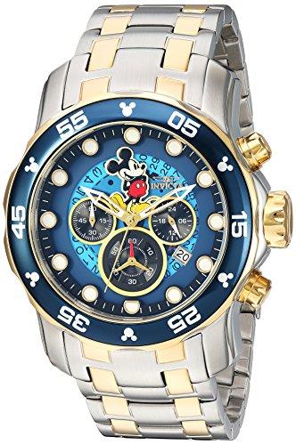 インヴィクタ インビクタ 腕時計 メンズ ディズニー 23769 Invicta Men's Disney Limited Edition Quartz Watch with Two-Tone-Stainless-Steel Strap, 26 (Model: 23769)インヴィクタ インビクタ 腕時計 メンズ ディズニー 23769