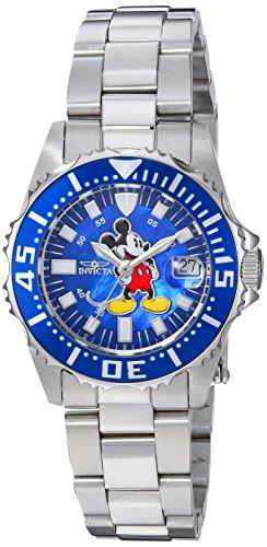 インヴィクタ インビクタ 腕時計 レディース ディズニー 25571 Invicta Women's Disney Limited Edition Quartz Watch with Stainless-Steel Strap, Silver, 16 (Model: 25571)インヴィクタ インビクタ 腕時計 レディース ディズニー 25571
