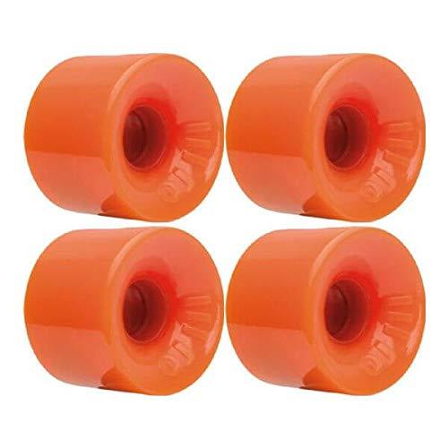 ウィール タイヤ スケボー スケートボード 海外モデル OJ Wheels Hot Juice Orange Skateboard Wheels - 60mm 78a (Set of 4)ウィール タイヤ スケボー スケートボード 海外モデル