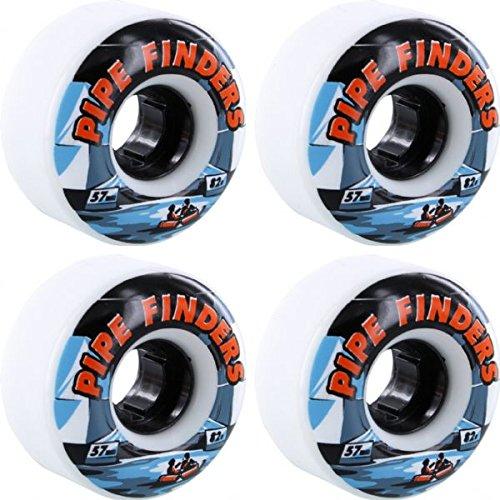 ウィール タイヤ スケボー スケートボード 海外モデル Venom Pipe Finders White Skateboard Wheels - 57mm 82a (Set of 4)ウィール タイヤ スケボー スケートボード 海外モデル