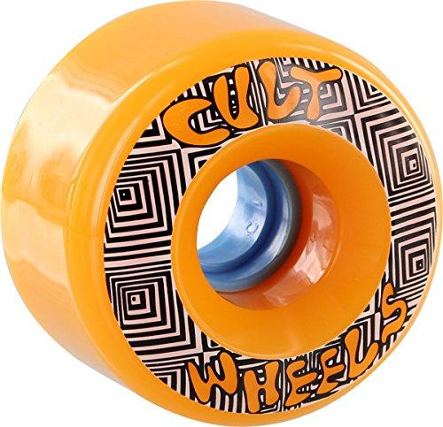 ウィール タイヤ スケボー スケートボード 海外モデル Cult Converter 70mm 85a Orange Skateboard Wheels (Set Of 4)ウィール タイヤ スケボー スケートボード 海外モデル
