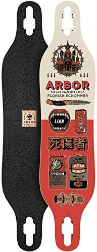 アーバー ロングスケートボード スケボー 海外モデル アメリカ直輸入 Arbor Axis Artist Collection 2017 Longboard Deck New With Grip Tapeアーバー ロングスケートボード スケボー 海外モデル アメリカ直輸入