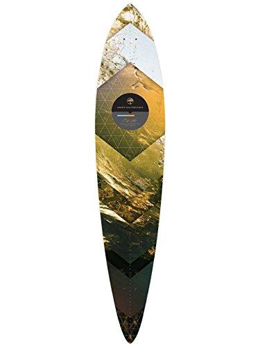 アーバー ロングスケートボード スケボー 海外モデル アメリカ直輸入 TI46W5D Arbor Timeless Walnut Longboard Deck, 46-Inchアーバー ロングスケートボード スケボー 海外モデル アメリカ直輸入 TI46W5D