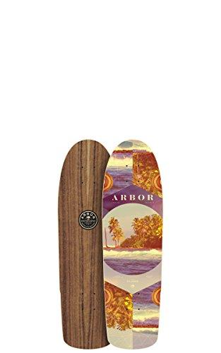 アーバー ロングスケートボード スケボー 海外モデル アメリカ直輸入 PI29W7D Arbor Pilsner Photo Series Longboard Deck, 29