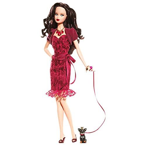 バービー バービー人形 バースストーン 誕生石 12カ月 K8690 January Birthstone Barbieバービー バービー人形 バースストーン 誕生石 12カ月 K8690