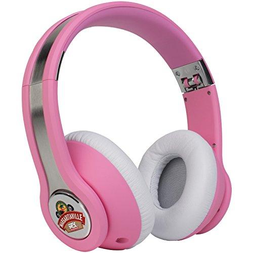 海外輸入ヘッドホン ヘッドフォン イヤホン 海外 輸入 MIX1-PINK Margaritaville Audio MIX1-PINK High Fidelity Headphones, Conch Pink海外輸入ヘッドホン ヘッドフォン イヤホン 海外 輸入 MIX1-PINK