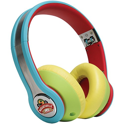 海外輸入ヘッドホン ヘッドフォン イヤホン 海外 輸入 MIX1-MACAW Margaritaville Audio MIX1-MACAW High Fidelity Headphones, Macaw海外輸入ヘッドホン ヘッドフォン イヤホン 海外 輸入 MIX1-MACAW