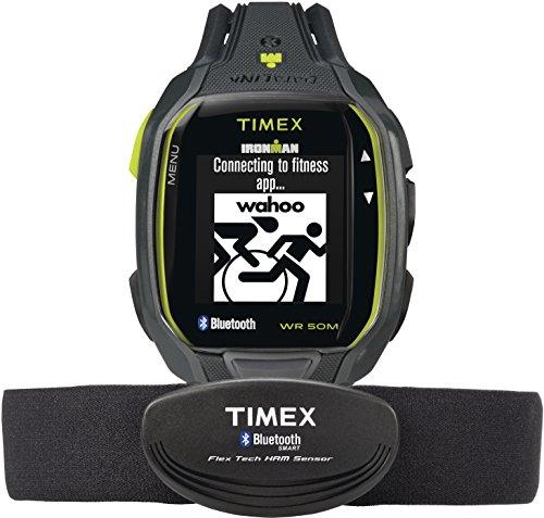 腕時計 タイメックス メンズ TW5K88000 【送料無料】Timex Men's Ironman Run X50+ Watch with Heart Rate腕時計 タイメックス メンズ TW5K88000