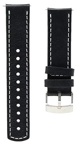 腕時計 スント アウトドア メンズ アウトドアウォッチ特集 SS014826000 【送料無料】Suunto Elementum Terra Replacement Strap - Leather Black Leather, One Size腕時計 スント アウトドア メンズ アウトドアウォッチ特集 SS014826000