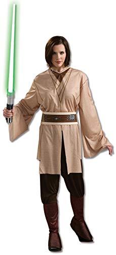 コスプレ衣装 コスチューム スターウォーズ メンズ・レディース・キッズ 888867 Rubie's Women's Star Wars Jedi Costume, Brown, One Sizeコスプレ衣装 コスチューム スターウォーズ メンズ・レディース・キッズ 888867