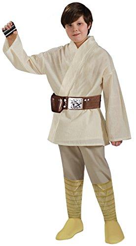 コスプレ衣装 コスチューム スターウォーズ メンズ・レディース・キッズ 883162L 【送料無料】Rubies Star Wars Classic Child's Deluxe Luke Skywalker costume, Largeコスプレ衣装 コスチューム スターウォーズ メンズ・レディース・キッズ 883162L