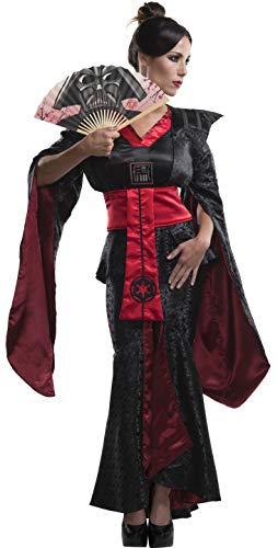 コスプレ衣装 コスチューム スターウォーズ メンズ・レディース・キッズ 887462 Rubie's Star Wars Kimono Feudal Darth Vader, Black, Medium Costumeコスプレ衣装 コスチューム スターウォーズ メンズ・レディース・キッズ 887462