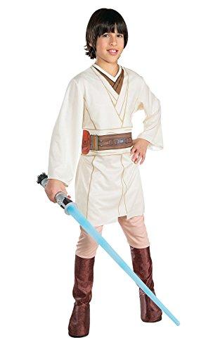 コスプレ衣装 コスチューム スターウォーズ メンズ・レディース・キッズ 882013S Rubies Star Wars Classic Child's Obi-Wan Kenobi Costume, Smallコスプレ衣装 コスチューム スターウォーズ メンズ・レディース・キッズ 882013S