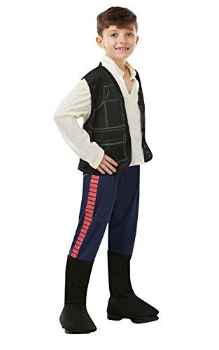 コスプレ衣装 コスチューム スターウォーズ メンズ・レディース・キッズ 883160_S Rubie's Star Wars Classic Child's Han Solo Costume, Smallコスプレ衣装 コスチューム スターウォーズ メンズ・レディース・キッズ 883160_S