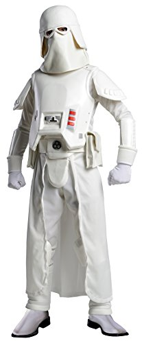 コスプレ衣装 コスチューム スターウォーズ メンズ・レディース・キッズ 886847L Star Wars Deluxe Snowtrooper Costume, Largeコスプレ衣装 コスチューム スターウォーズ メンズ・レディース・キッズ 886847L