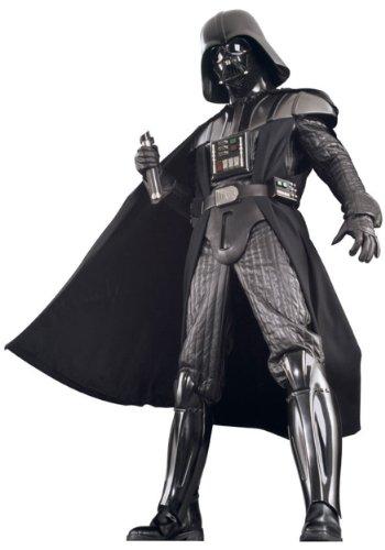コスプレ衣装 コスチューム スターウォーズ メンズ・レディース・キッズ Authentic Darth Vader Costume - Sコスプレ衣装 コスチューム スターウォーズ メンズ・レディース・キッズ
