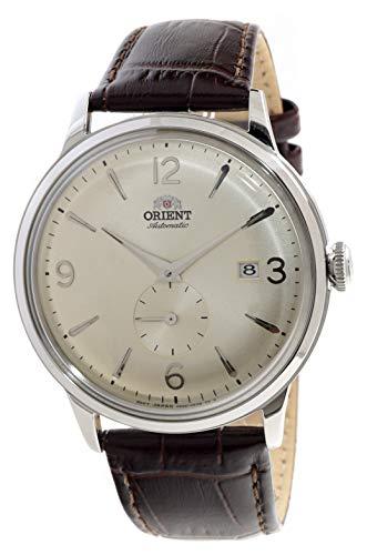 オリエント 腕時計 メンズ Orient Bambino Mechanical Classic Vintage Small Sub Seconds Champagne AP0003Sオリエント 腕時計 メンズ