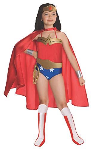 コスプレ衣装 コスチューム その他 882122 【送料無料】Rubies DC Super Heroes Collection Deluxe Wonder Woman Costume, Largeコスプレ衣装 コスチューム その他 882122