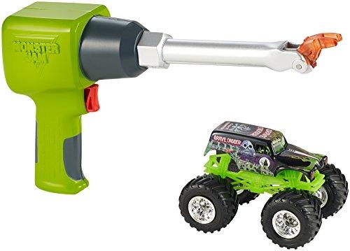 ホットウィール マテル ミニカー ホットウイール FLW60 【送料無料】Hot Wheels Monster Jam Wrench Accessoryホットウィール マテル ミニカー ホットウイール FLW60