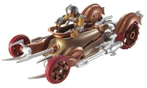 ホットウィール マテル ミニカー ホットウイール P2030 Hot Wheels Battle Force 5 Kalus and Fangoreホットウィール マテル ミニカー ホットウイール P2030