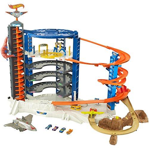 ホットウィール マテル ミニカー ホットウイール Hot Wheels Super Ultimate Garage Play Set With Pterodactyl Play Areaホットウィール マテル ミニカー ホットウイール