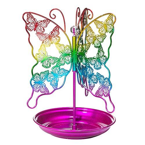 アクセサリスタンド ジュエリー 23257 3C4G Spinning Butterfly Jewelry Holderアクセサリスタンド ジュエリー 23257